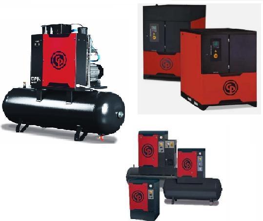 Elettro-compressori a vite